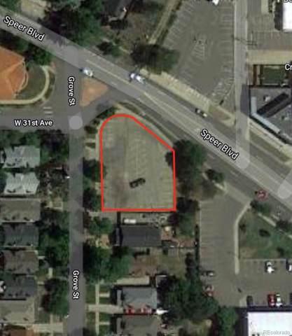 3055 N Speer Boulevard, Denver, CO 80211 (#9677096) :: Bring Home Denver with Keller Williams Downtown Realty LLC
