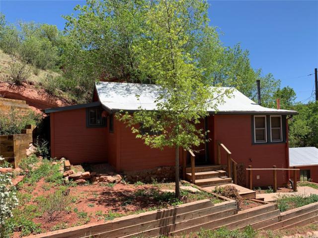 107 Pinon Lane, Manitou Springs, CO 80829 (MLS #9677207) :: Kittle Real Estate