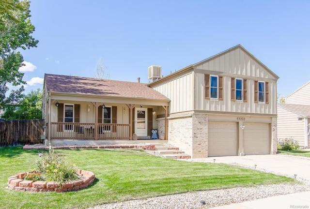 4663 S Vivian Court, Morrison, CO 80465 (#9677212) :: Bring Home Denver