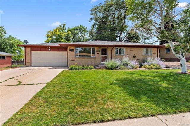3376 W Layton Avenue, Englewood, CO 80110 (MLS #9677377) :: 8z Real Estate
