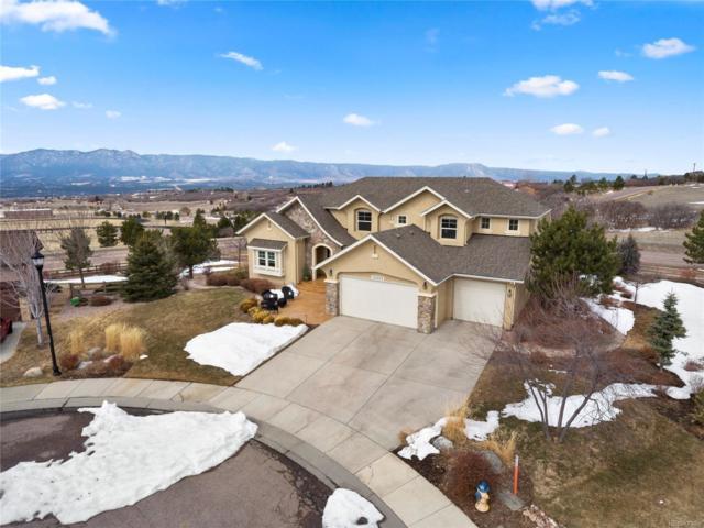 13992 Windy Oaks Road, Colorado Springs, CO 80921 (MLS #9677430) :: Kittle Real Estate