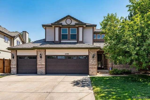 6298 S Boston Court, Englewood, CO 80111 (MLS #9678950) :: Keller Williams Realty