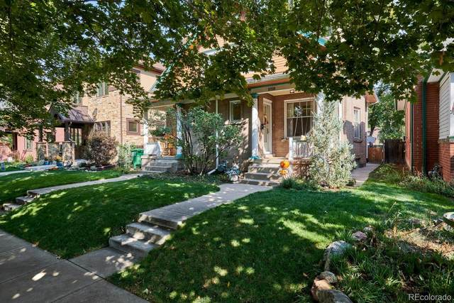 1058 Saint Paul Street, Denver, CO 80206 (#9679155) :: The HomeSmiths Team - Keller Williams