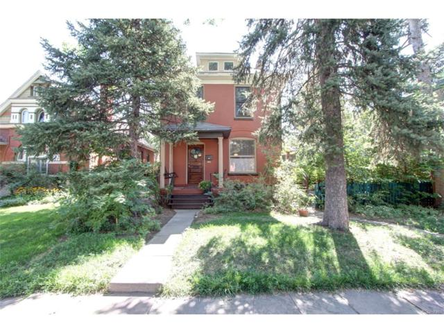 272 S Sherman Street, Denver, CO 80209 (#9679547) :: Ford and Associates