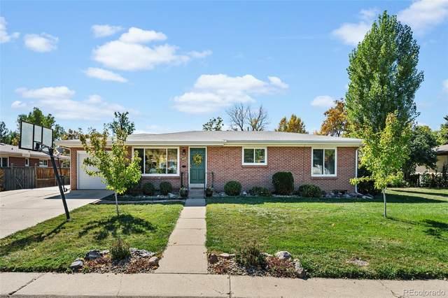 3310 W Aqueduct Avenue, Littleton, CO 80123 (#9679903) :: iHomes Colorado