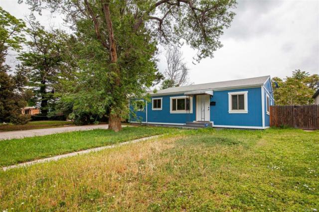 1712 Kenton Street, Aurora, CO 80010 (#9680156) :: The Peak Properties Group