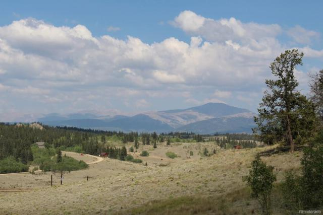 539 Chief Trail, Como, CO 80432 (#9680499) :: Structure CO Group