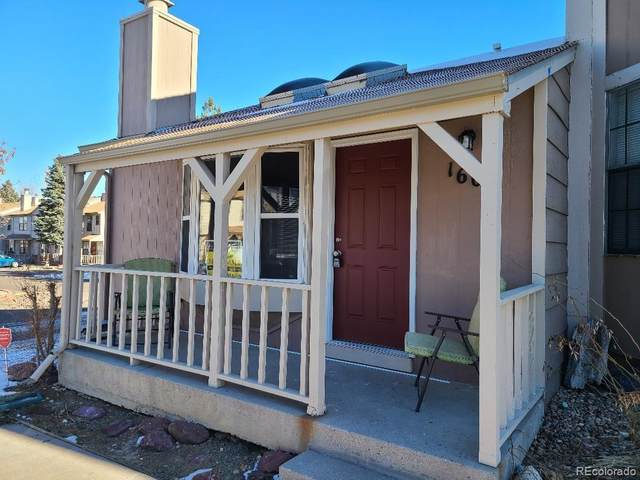 8124 Washington Street #160, Denver, CO 80229 (MLS #9680883) :: 8z Real Estate