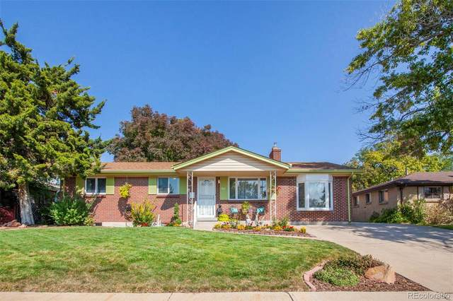 1069 Douglas Drive, Denver, CO 80221 (#9681226) :: My Home Team