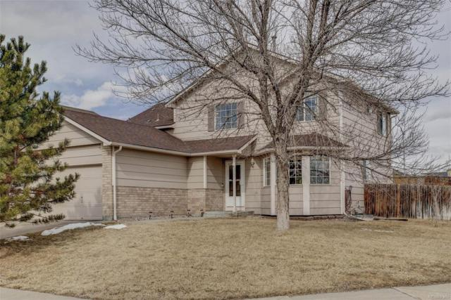 4597 E 135th Way, Thornton, CO 80241 (#9681636) :: The Heyl Group at Keller Williams