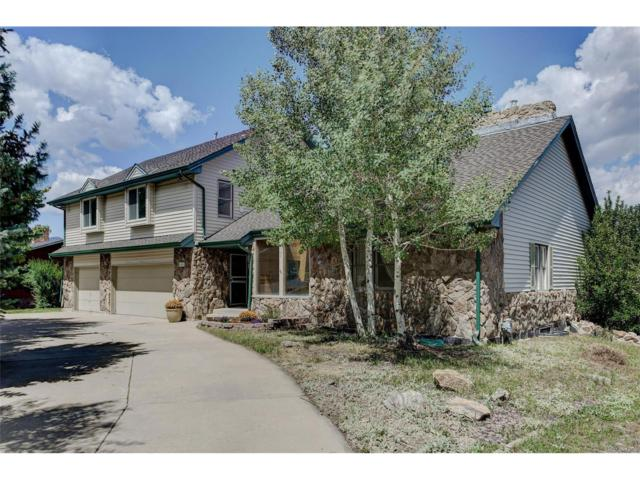 16881 W 74th Avenue, Arvada, CO 80007 (#9682065) :: Ford and Associates