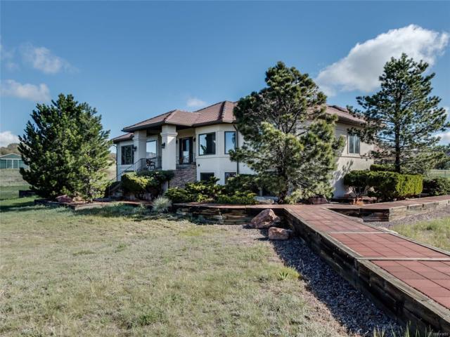 14905 Crooked Spur Lane, Colorado Springs, CO 80921 (MLS #9682511) :: 8z Real Estate