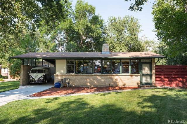 3050 S Marion Street, Englewood, CO 80113 (MLS #9682884) :: 8z Real Estate