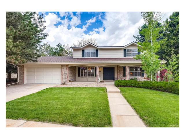 3753 E Mineral Place, Centennial, CO 80122 (MLS #9682918) :: 8z Real Estate