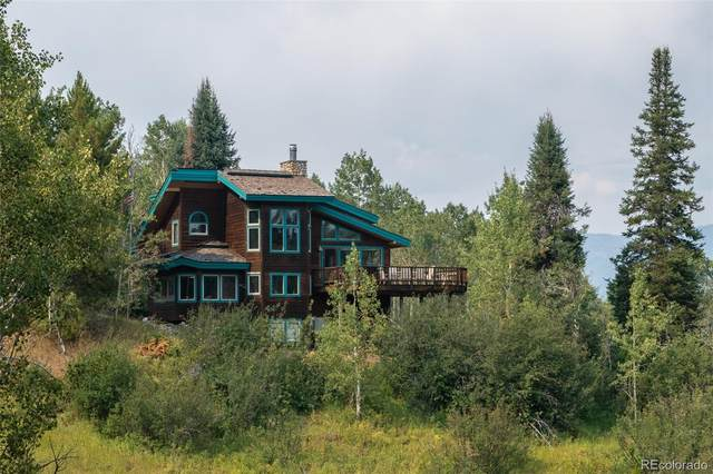 36884 Tree Haus Drive, Steamboat Springs, CO 80487 (#9682982) :: The DeGrood Team