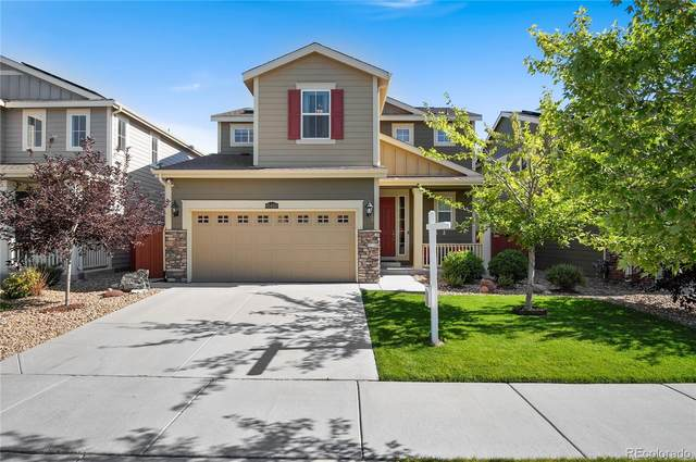 10460 Isle Street, Parker, CO 80134 (#9683033) :: HomeSmart Realty Group