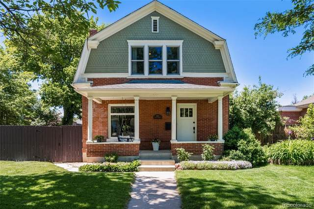 831 S Clarkson Street, Denver, CO 80209 (MLS #9683449) :: Find Colorado