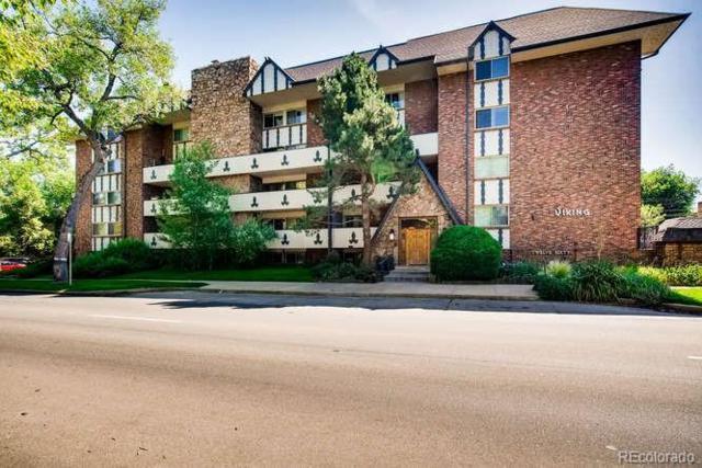 1260 York Street #206, Denver, CO 80206 (#9683982) :: Wisdom Real Estate