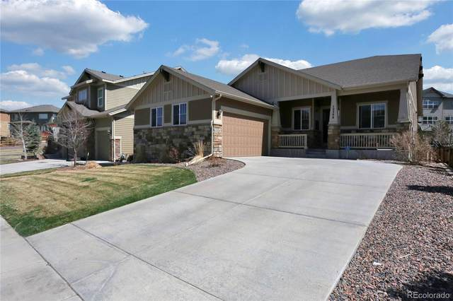 12208 Piney Hill Road, Parker, CO 80134 (MLS #9684415) :: Keller Williams Realty