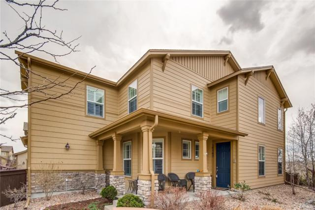 10565 Ashfield Street, Highlands Ranch, CO 80126 (#9684606) :: Bring Home Denver with Keller Williams Downtown Realty LLC