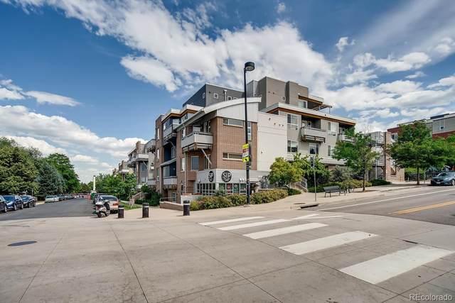 2870 E College Avenue #310, Boulder, CO 80303 (#9684645) :: milehimodern