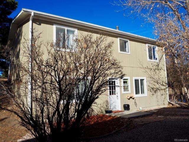 2222 Woodpecker Lane, Elizabeth, CO 80107 (#9685082) :: The Heyl Group at Keller Williams