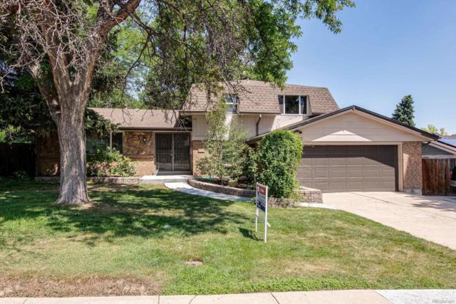 8727 E Girard Avenue, Denver, CO 80231 (#9685528) :: HomePopper
