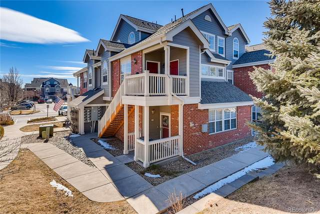 16380 E Fremont Avenue #10, Aurora, CO 80016 (#9685577) :: Mile High Luxury Real Estate