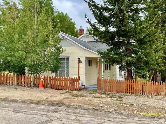 219 E 11th Street, Leadville, CO 80461 (#9685909) :: The HomeSmiths Team - Keller Williams