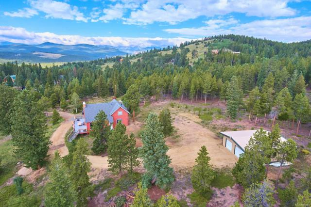 560 N Beaver Road, Nederland, CO 80466 (#9686096) :: The Peak Properties Group