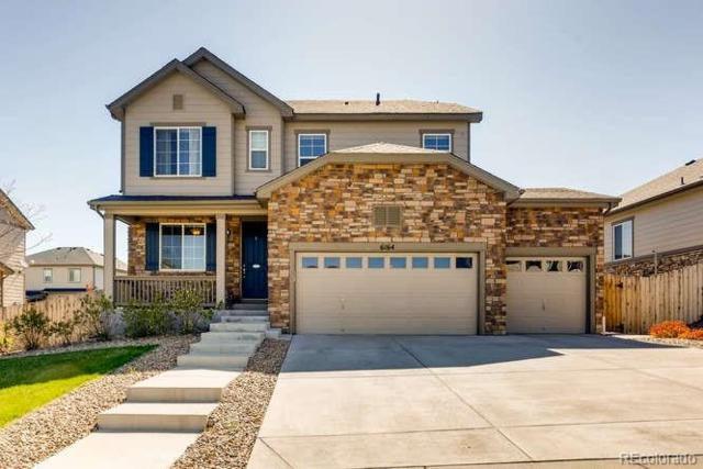 6164 S Ider Way, Aurora, CO 80016 (MLS #9686183) :: 8z Real Estate