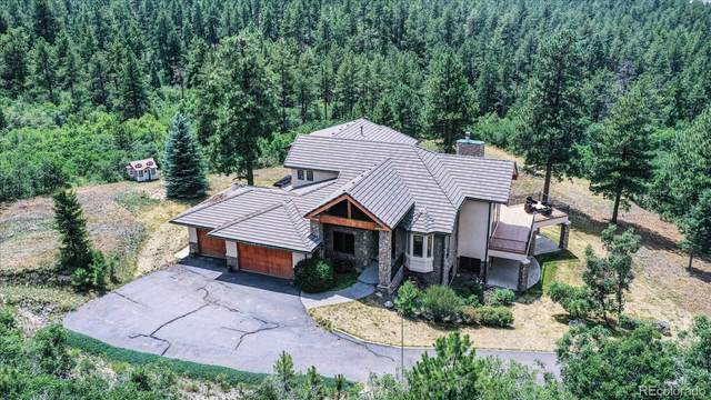 5088 S Perry Park Road, Sedalia, CO 80135 (#9686245) :: Own-Sweethome Team