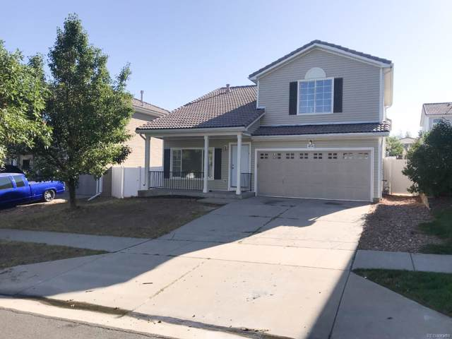 4834 Genoa Street, Denver, CO 80249 (#9686317) :: 5281 Exclusive Homes Realty