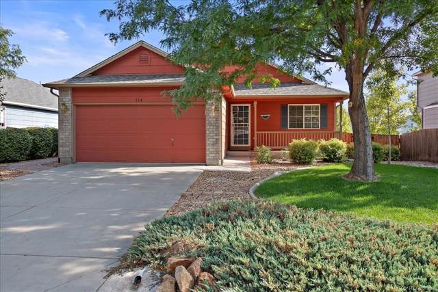 714 Sandpoint Drive, Longmont, CO 80504 (#9686484) :: The Heyl Group at Keller Williams
