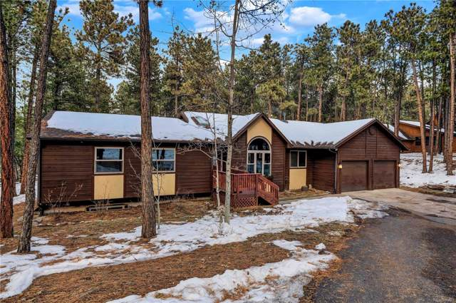 740 Silver Saddle Road, Monument, CO 80132 (#9686793) :: Harling Real Estate