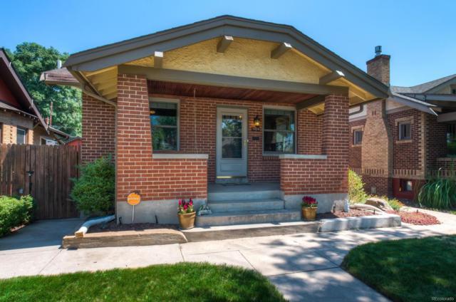 1624 S Lincoln Street, Denver, CO 80210 (#9687127) :: The Peak Properties Group