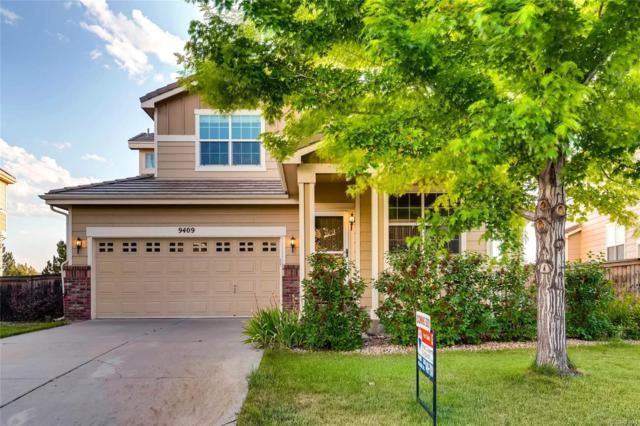 9409 Longstone Drive, Parker, CO 80134 (#9687188) :: Bring Home Denver