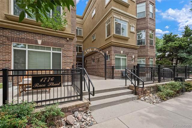 1776 Race Street #201, Denver, CO 80206 (MLS #9687298) :: Find Colorado