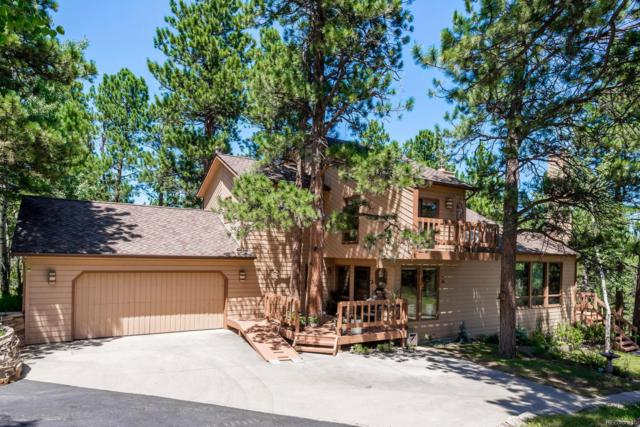 2750 Interlocken Drive, Evergreen, CO 80439 (#9687759) :: The Griffith Home Team