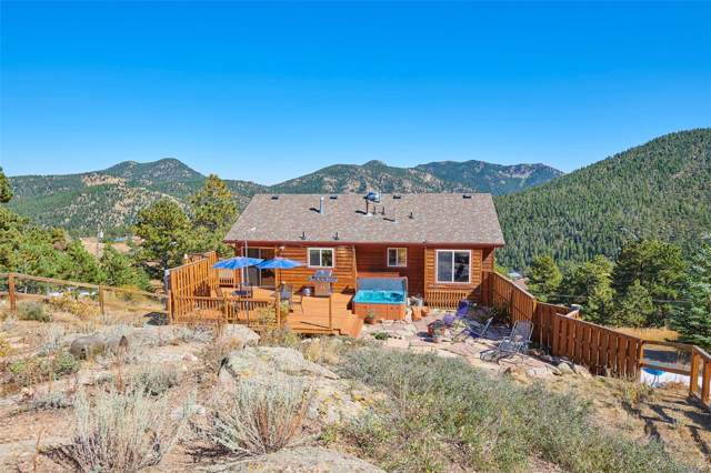 11150 Circle Drive, Golden, CO 80403 (MLS #9689278) :: Bliss Realty Group