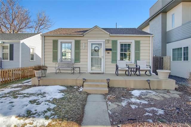 2624 S Gilpin Street, Denver, CO 80210 (#9689390) :: Wisdom Real Estate