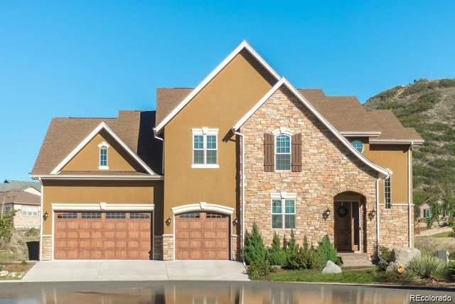 244 Cheney Place, Castle Rock, CO 80104 (#9689409) :: The HomeSmiths Team - Keller Williams