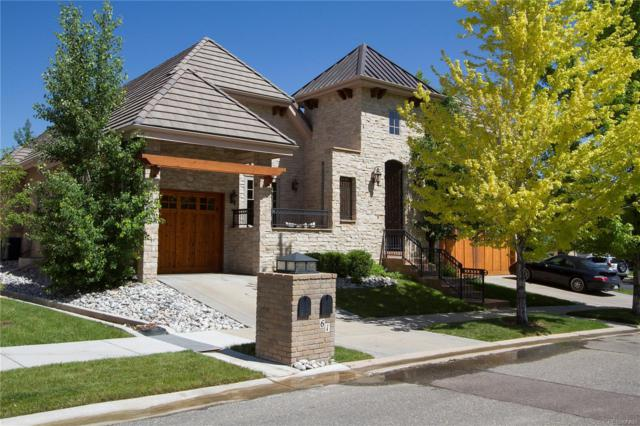 61 Sommerset Circle, Greenwood Village, CO 80111 (#9689727) :: House Hunters Colorado