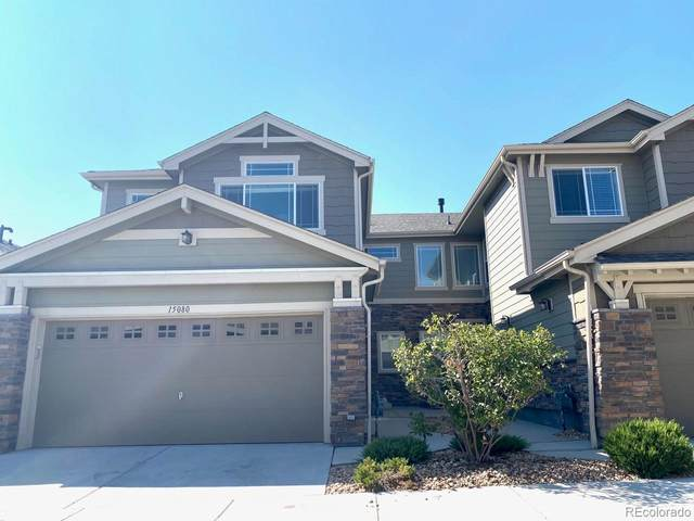 15080 E Poundstone Place, Aurora, CO 80015 (#9690524) :: Peak Properties Group