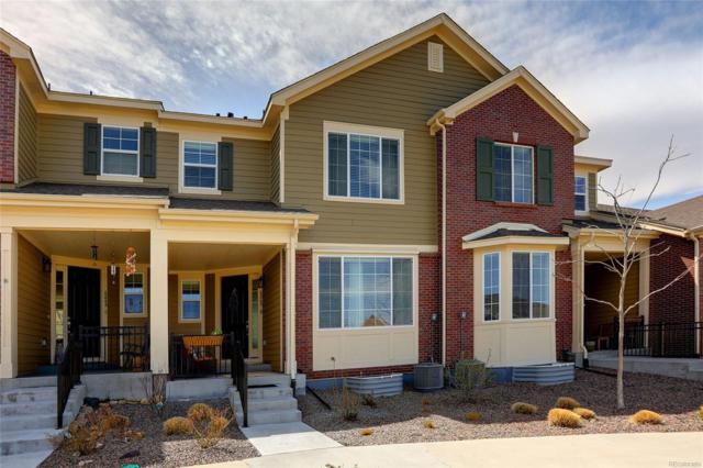 6268 Pike Court D, Arvada, CO 80403 (#9690633) :: The Peak Properties Group