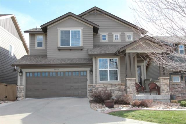 5044 Redcone Place, Highlands Ranch, CO 80130 (#9690797) :: The Dixon Group
