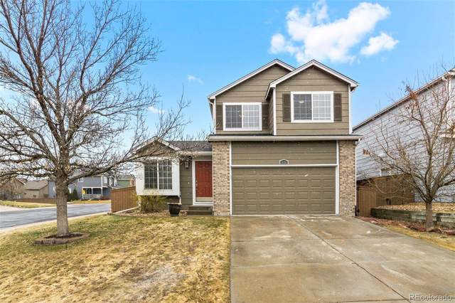 10361 Woodrose Lane, Highlands Ranch, CO 80129 (#9690817) :: The Peak Properties Group