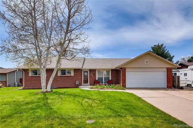 3541 Dyanna Drive, Thornton, CO 80241 (#9690847) :: HomeSmart