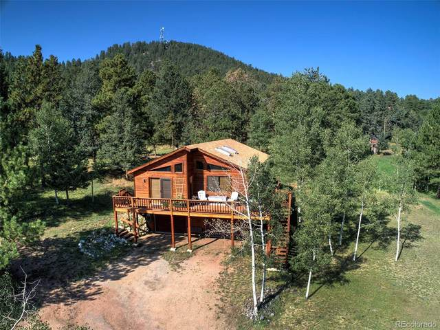 128 Yellow Pine Drive, Bailey, CO 80421 (#9691053) :: Own-Sweethome Team