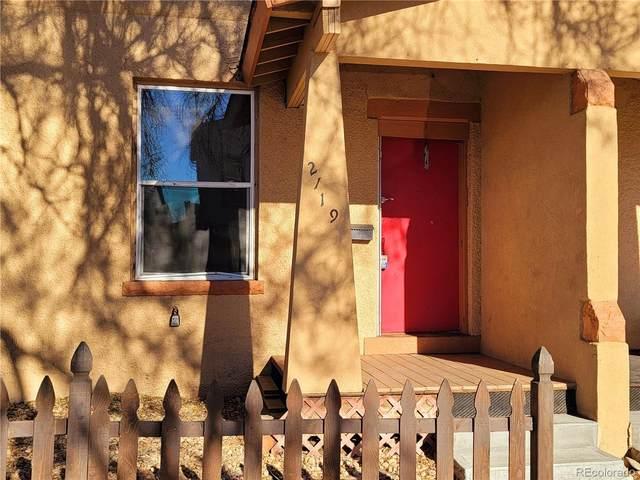 2119 W 33rd Avenue, Denver, CO 80211 (#9691058) :: Real Estate Professionals